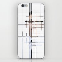 technology iPhone & iPod Skins featuring Technology by Robert J. Lopez