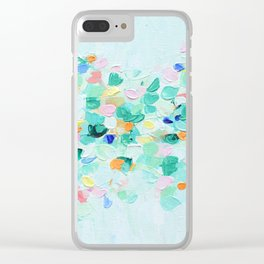 Carnival No. 2 Clear iPhone Case