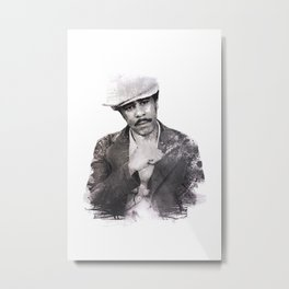 Pryor Metal Print