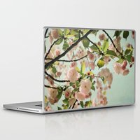 blush Laptop & iPad Skins featuring Blush by Bella Blue Photography