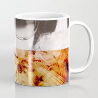 the shining Mugs featuring Shining by Lama BOO