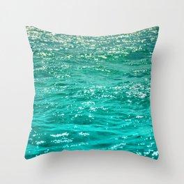SIMPLY SEA Throw Pillow