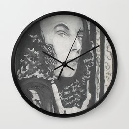 Ronnie J. D. Wall Clock