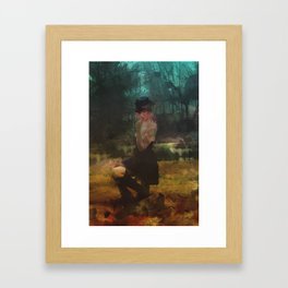 Walden Framed Art Print
