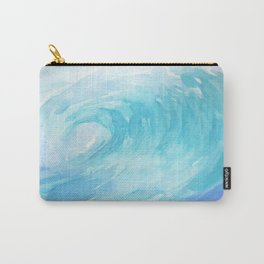 Ombre Wave Carry-All Pouch
