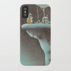 The Secluded Community Slim Case iPhone X