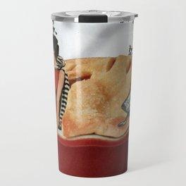 cherry pie Travel Mug