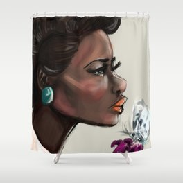 Beautiful 2 Shower Curtain