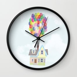 UP Wall Clock