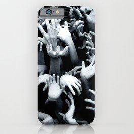 Help Hell iPhone Case
