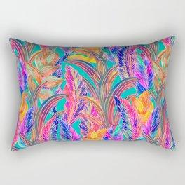 Tropic Exotic Rectangular Pillow