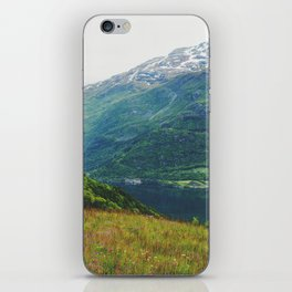 norwegian west iPhone Skin