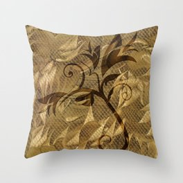 Bonus Eventus II Throw Pillow