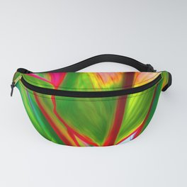 Ti Leaf Series #4 Fanny Pack
