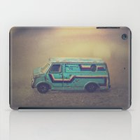 van iPad Cases featuring delightful van by Rachel Bellinsky