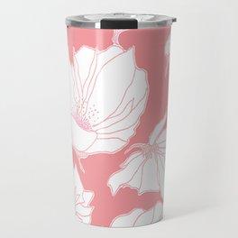 Bloomin' Pink Travel Mug