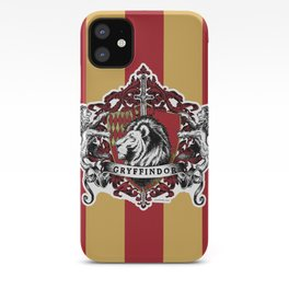 Gryffindor Color iPhone Case