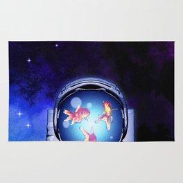 Cosmic Fishbowl Rug
