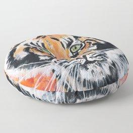 Tiger, Tiger Floor Pillow