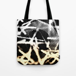 Visitors from Another Galaxy Tote Bag