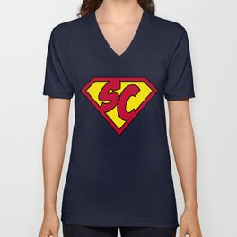 superchildish Unisex V-Neck