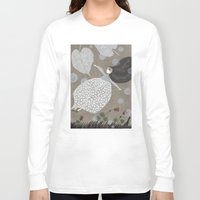 sia Long Sleeve T-shirts featuring Summer's End by Judith Clay