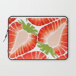 Strawberry Secret Laptop Sleeve