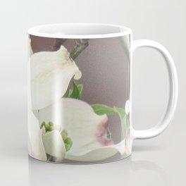 Dogwood Flower Modern Farmhouse Cottage Chic Country Art A447 Coffee Mug