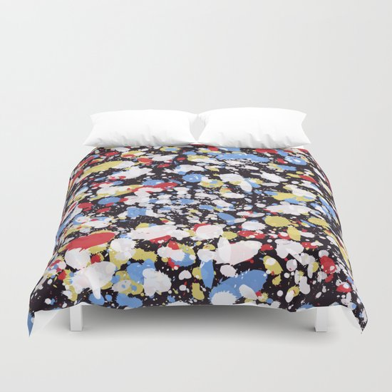 Abstract 35 Duvet Cover