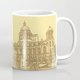 Three Graces (Digital Art) Coffee Mug