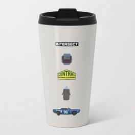MST3K Riding with Death Travel Mug