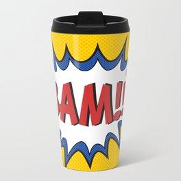BAM Metal Travel Mug