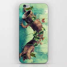 Forest Creature iPhone Skin