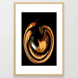Fellow Creatures Framed Art Print