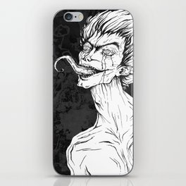 Tongue iPhone Skin