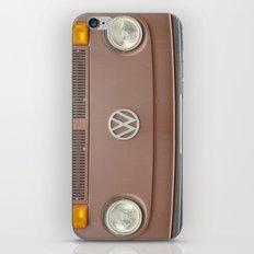 Brown Van iPhone & iPod Skin