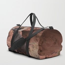 Desert Bighorn, Valley of Fire - III Duffle Bag
