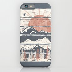 Winter Pursuits... Slim Case iPhone 6