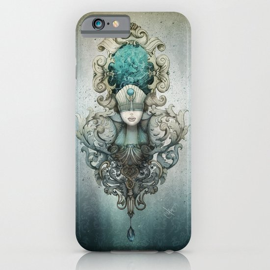 beauty is in the eye of the beholder iPhone & iPod Case