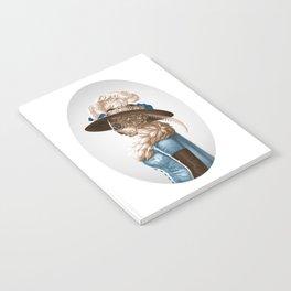 Madam Moth Notebook