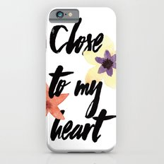 Close to my heart Slim Case iPhone 6s