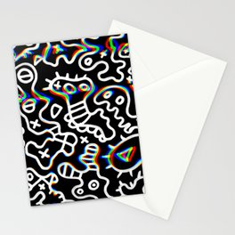 Hypnos microbes Stationery Cards