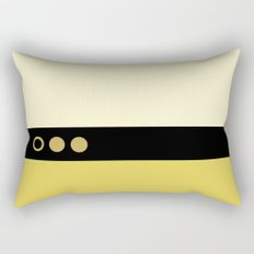 Data - Minimalist Star Trek TNG The Next Generation - Enterprise 1701 D - startrek - Trektangles Rectangular Pillow