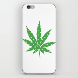 Cannabis Rainbow Design (42) iPhone Skin