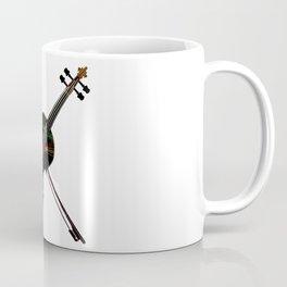 Country Fiddle Lazer Lights Coffee Mug