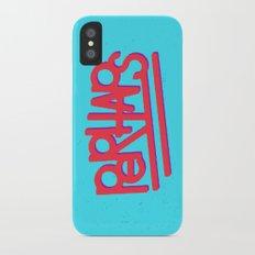 Perhaps Slim Case iPhone X
