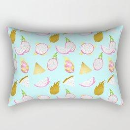 Dragon fruit Rectangular Pillow