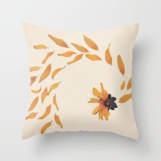 Everything Changed Throw Pillow