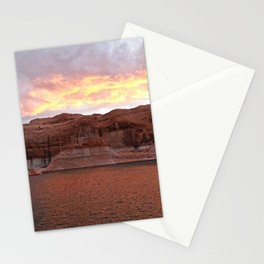Lake Powell Evenings Stationery Cards