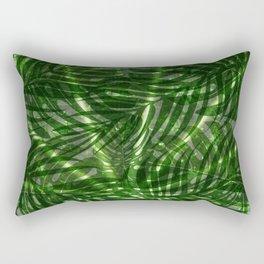 Leaves V10WL Rectangular Pillow